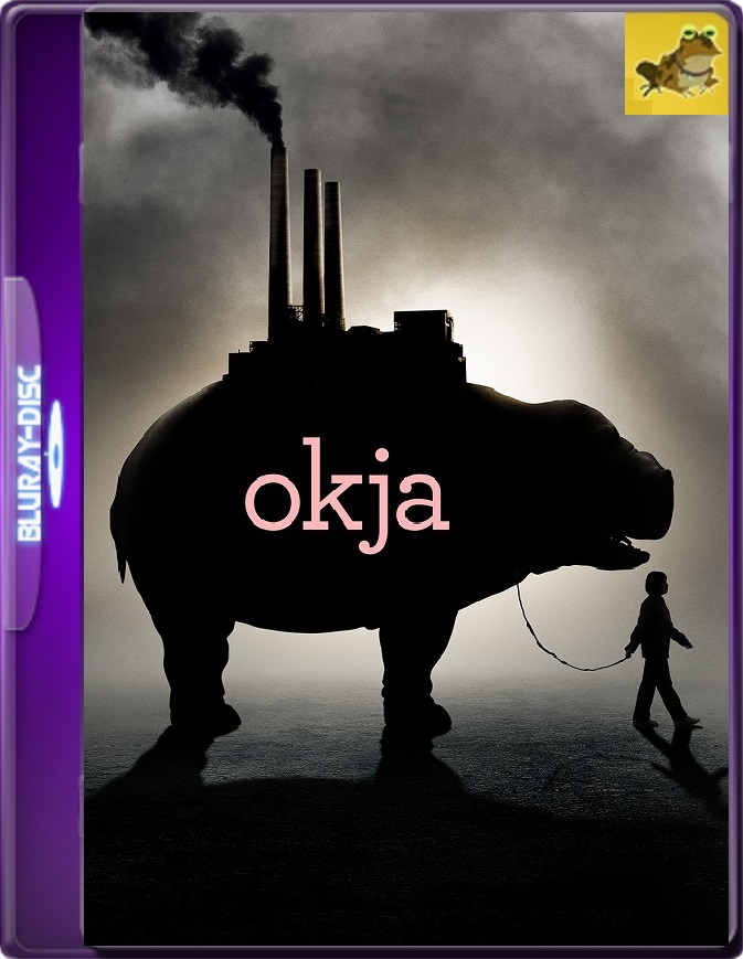 Okja (2017) WEB-DL 1080p (60 FPS) Latino / Coreano
