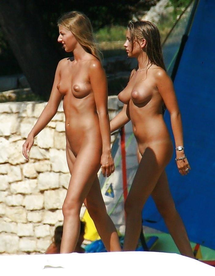 Amateur women naked in public-6873