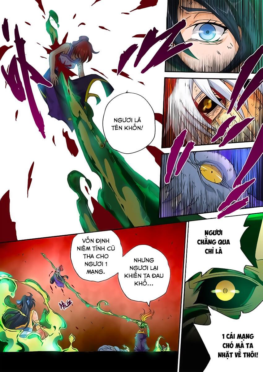 Quyền Bá Thiên Hạ Chapter 47