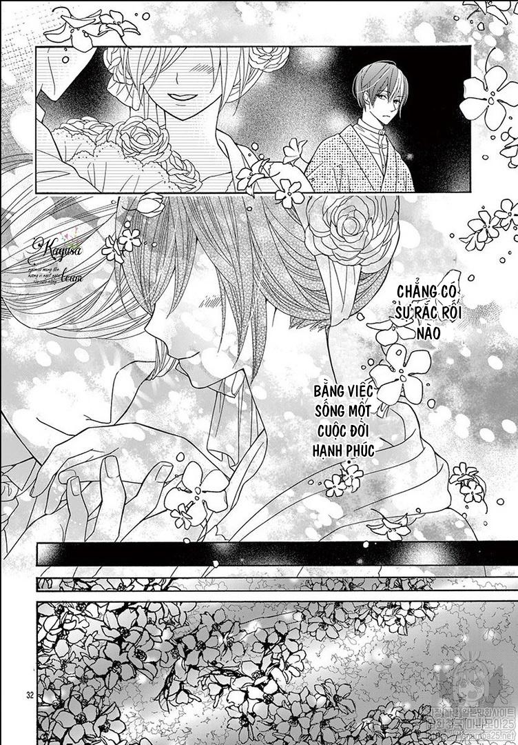 Cô dâu thiếu niên chap 1 - Trang 34