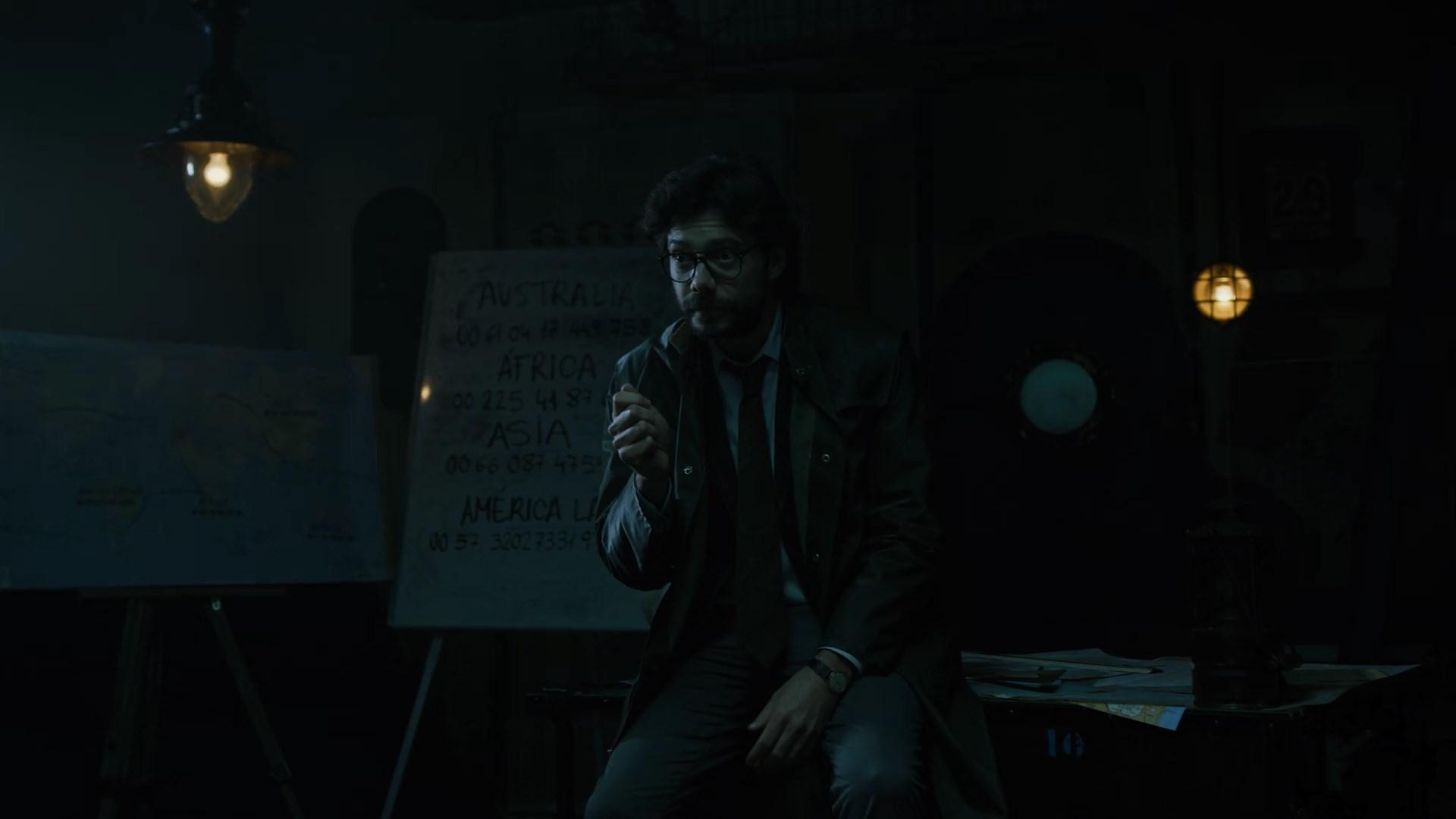 La Casa de Papel 3.Sezon BoxSet Türkçe Dublaj İndir