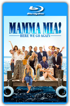 Mamma Mia Here We Go Again (2018) 720p, 1080p BluRay [MEGA]