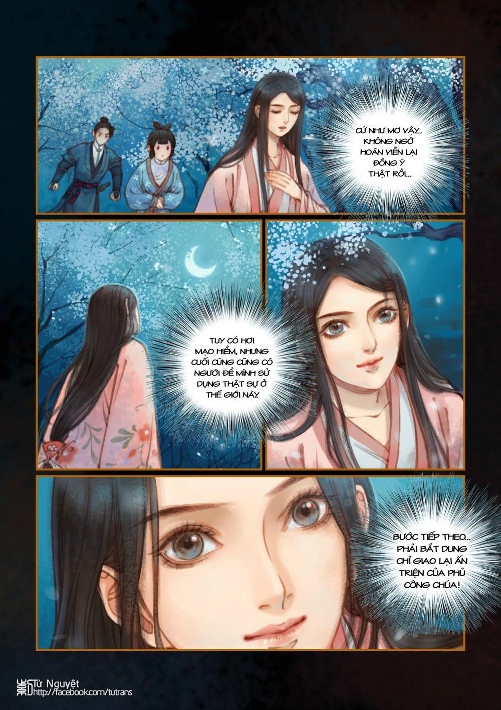 Phượng Tù Hoàng Chapter 16 - Trang 15