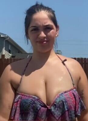 Big breast bukkake-4535