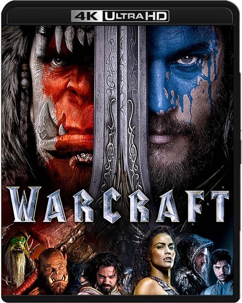 Warcraft: Początek / Warcraft (2016) MULTi REMUX 2160p UHD
