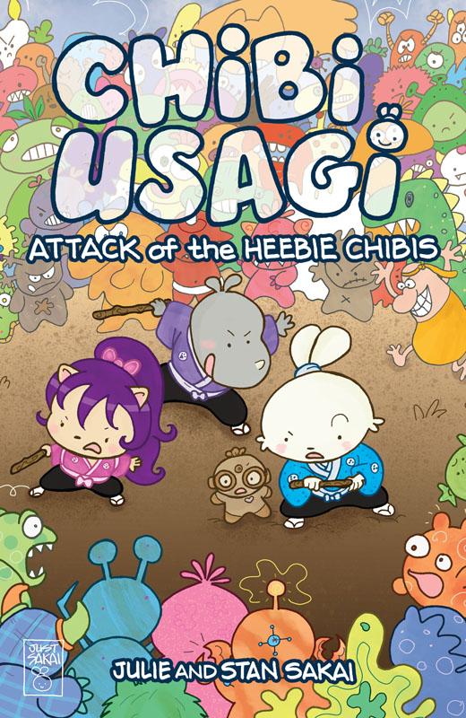 Chibi-Usagi - Attack of the Heebie Chibis (2021)