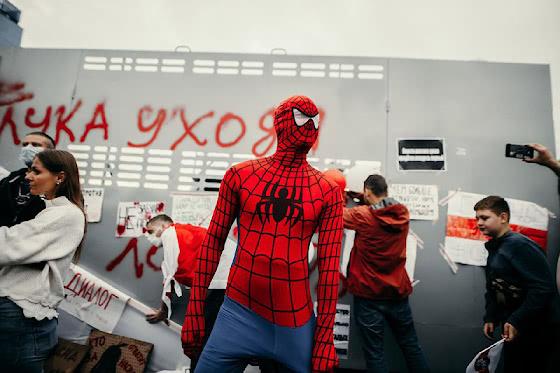 Человек-паук против