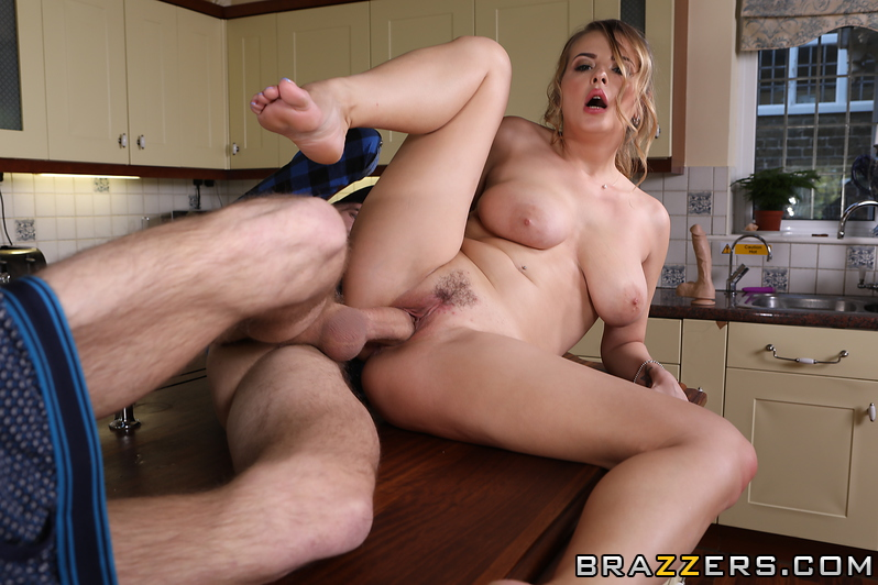 Candy Alexa, Danny D – Dildos In The Drain Pipe – Brazzers Exxtra – Brazzers