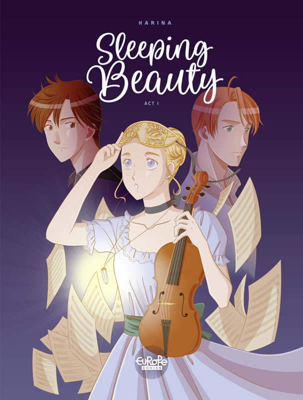 Sleeping Beauty 01-02 (2019)