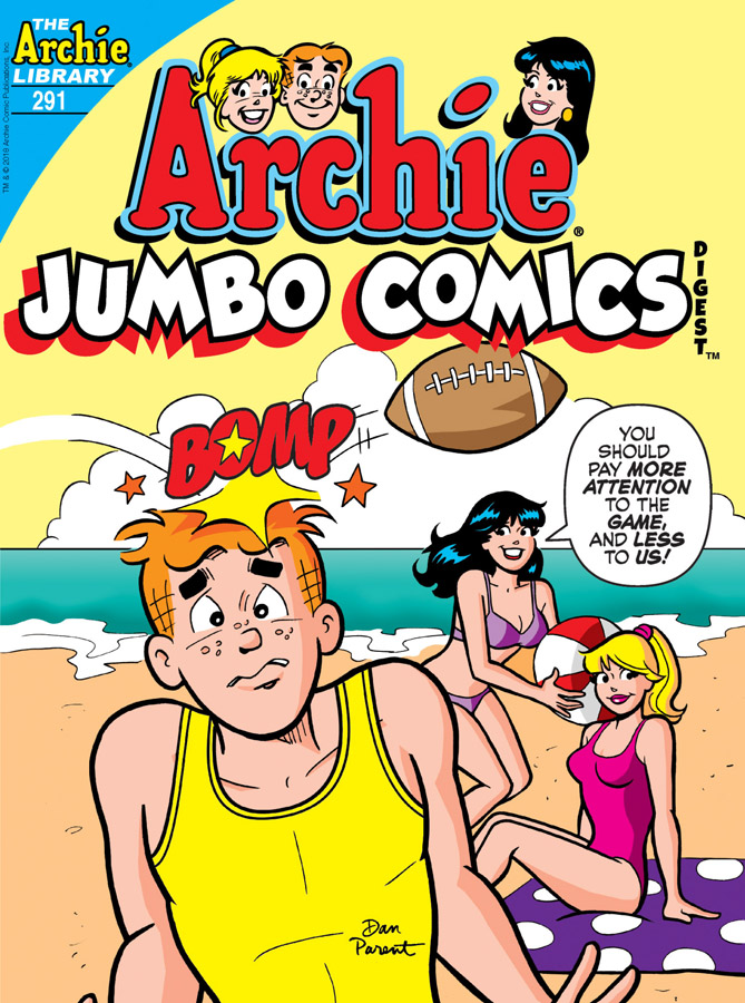 Archie Comics Double Digest -296 (2007-2019)