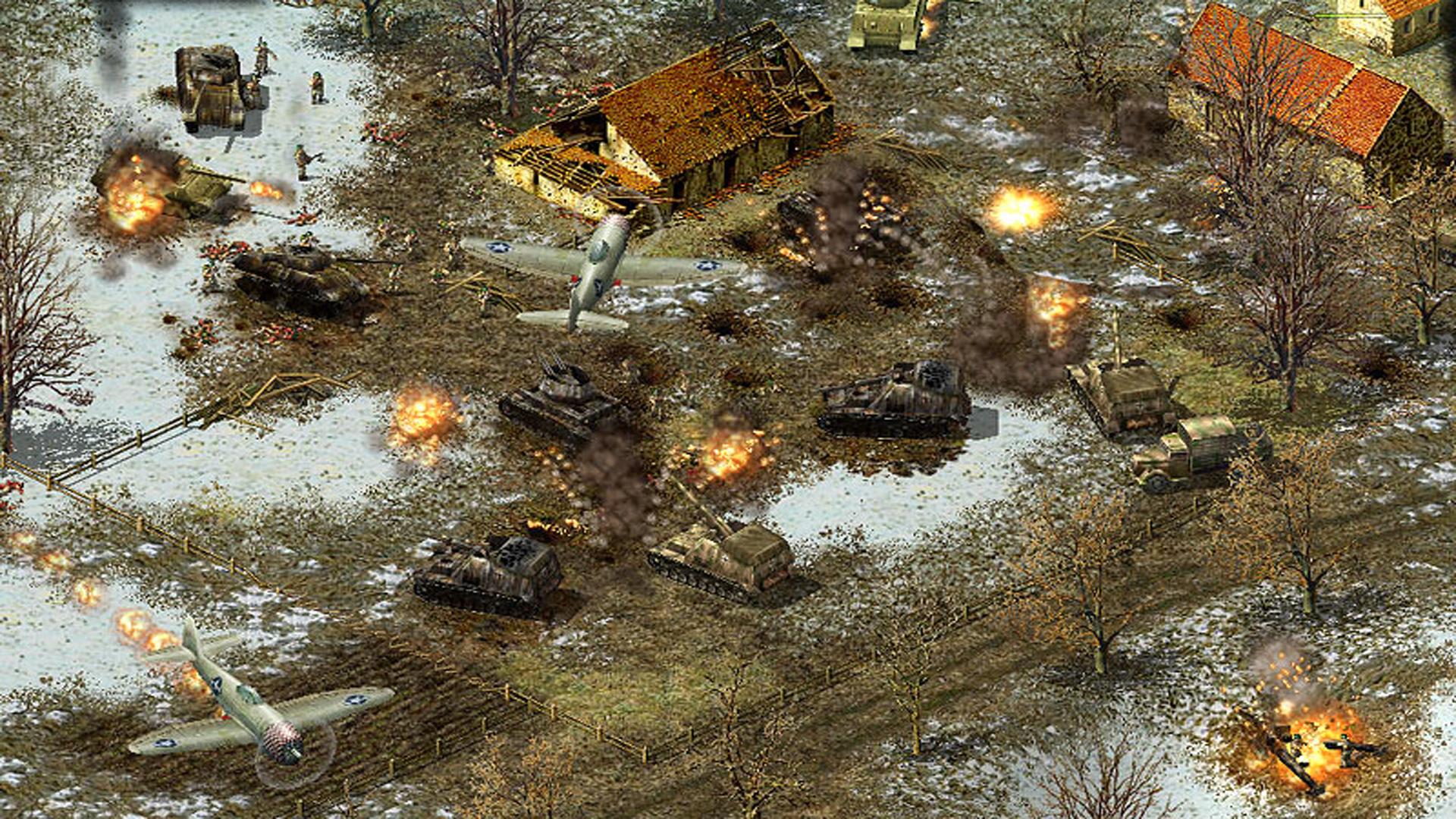 Blitzkrieg Anthology Captura 1