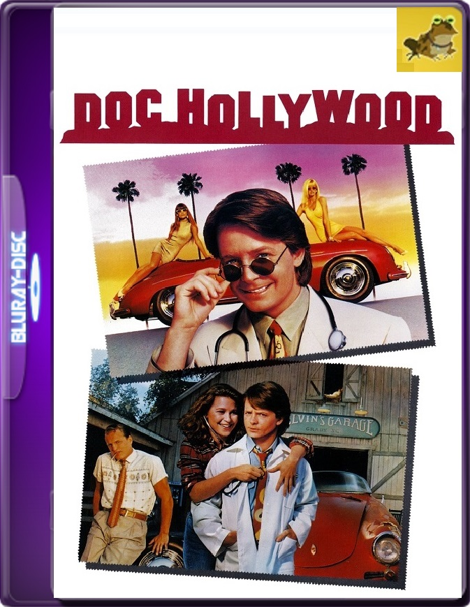 Doc Hollywood (1991) Brrip 1080p (60 FPS) Latino / Inglés