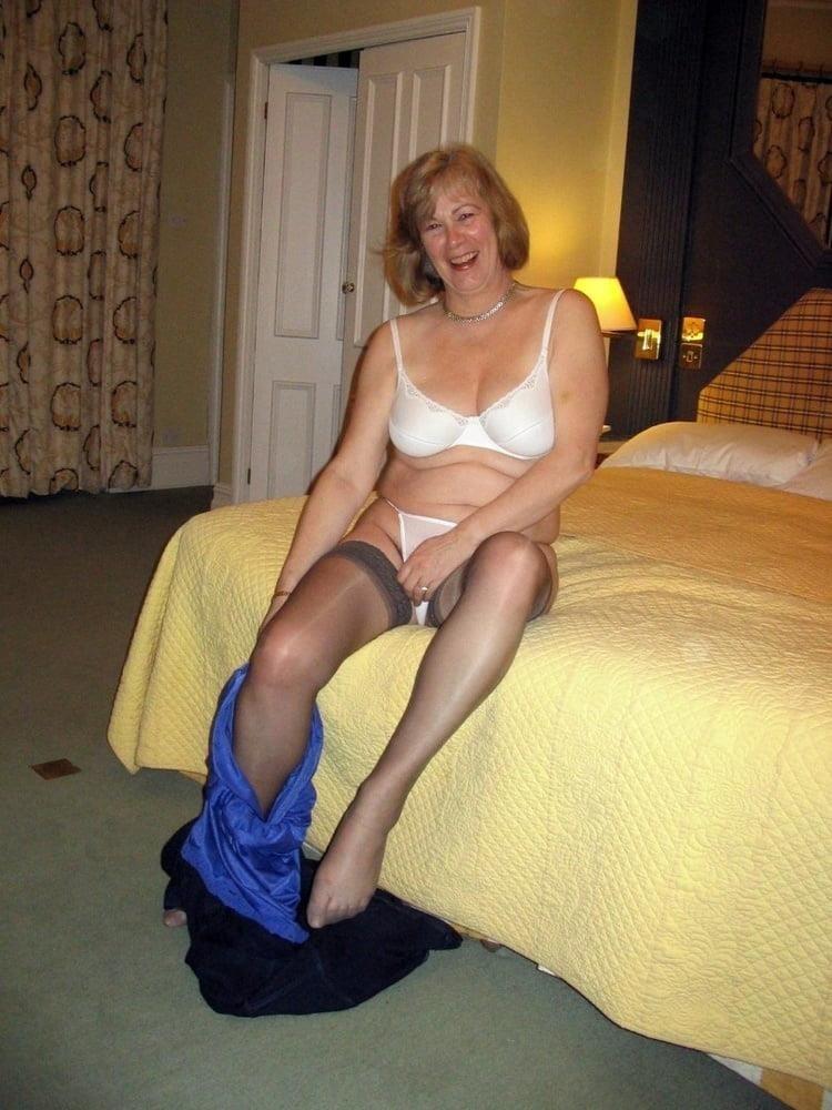 Milf naked lingerie-4072