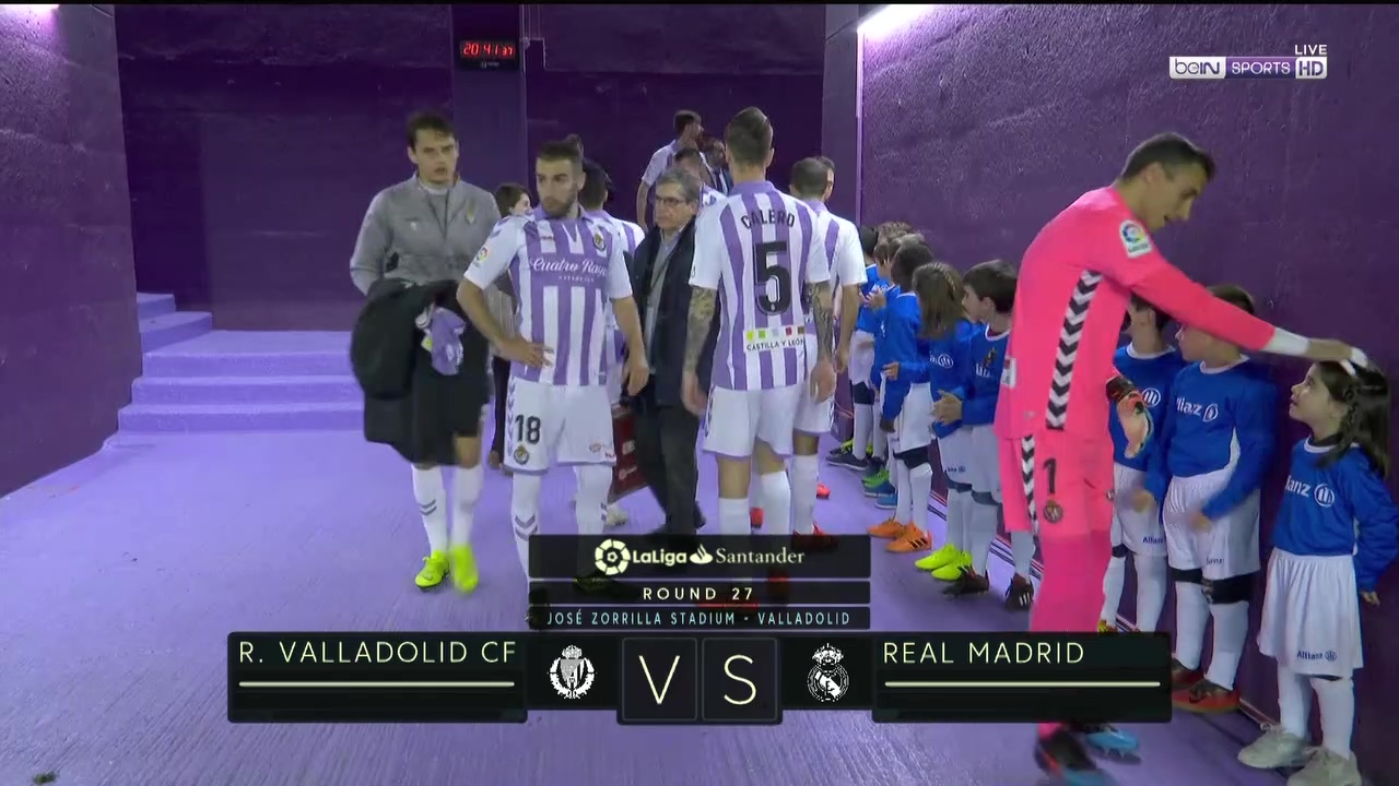 Xem lại: Real Valladolid vs Real Madrid