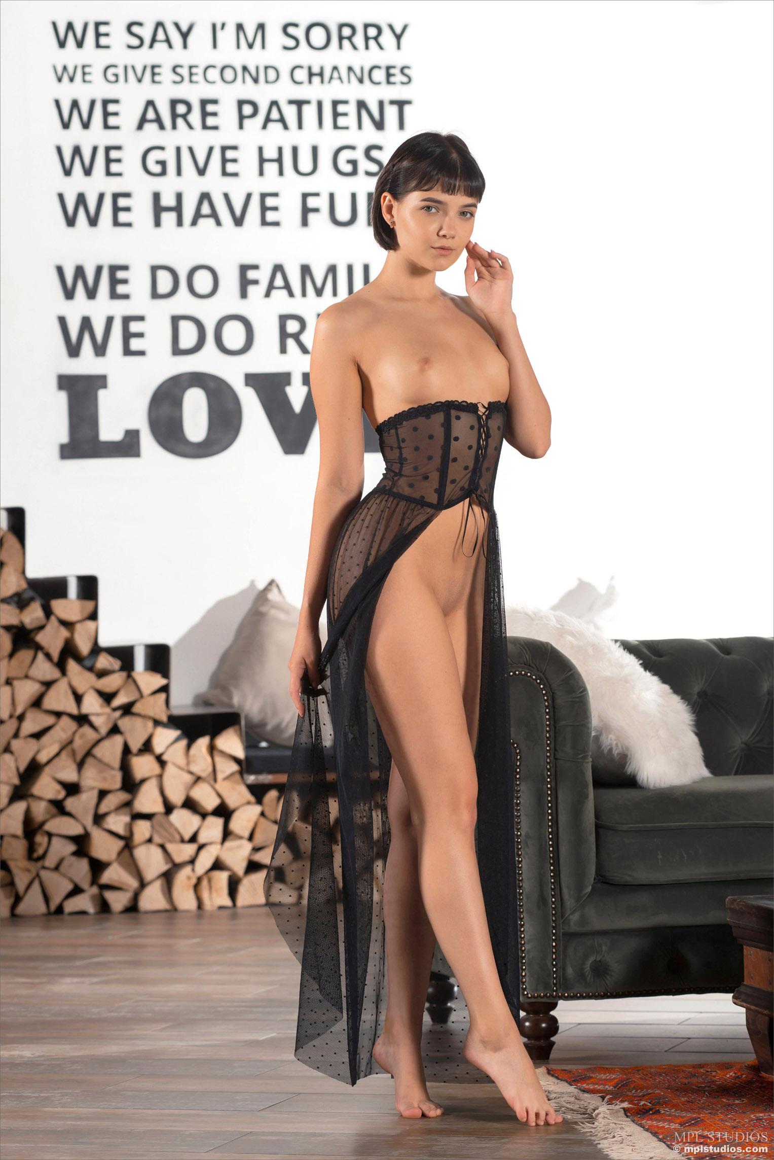 Viktoria Sokolova aka Cali / A Crazy Thing Called Love