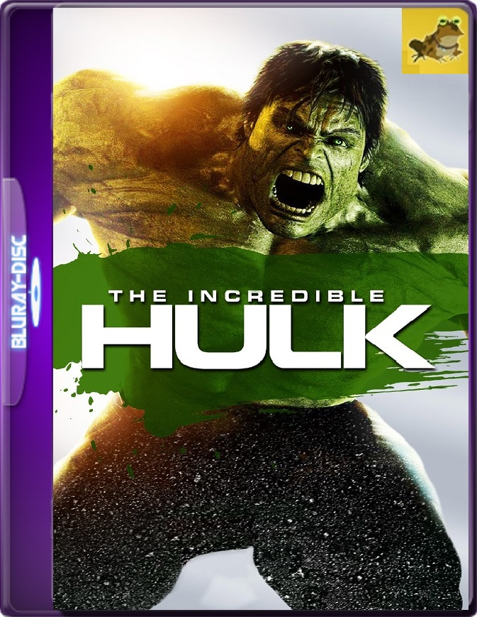 El Increíble Hulk (2008) Brrip 1080p (60 FPS) Latino / Inglés
