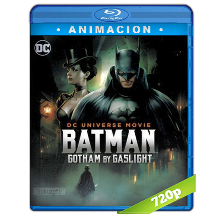 descargar Batman Luz De Gas 720p Lat-Cast-Ing[Animacion](2018) gratis