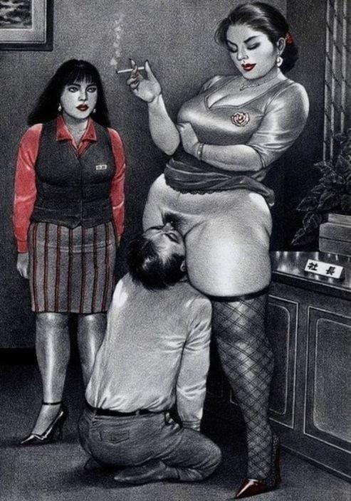 Tumblr femdom cunnilingus-2346