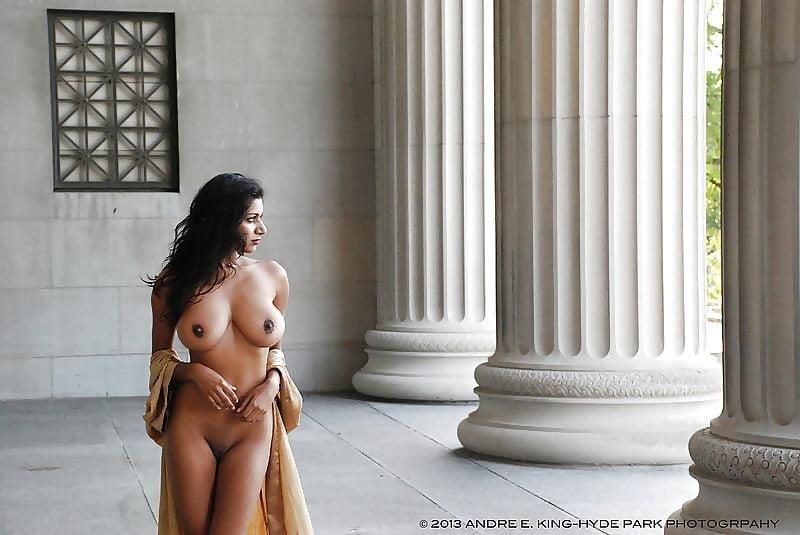 Big boobs nude model-2779