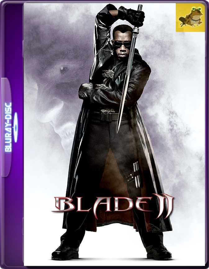 Blade 2 (2002) Brrip 1080p (60 FPS) Latino / Inglés