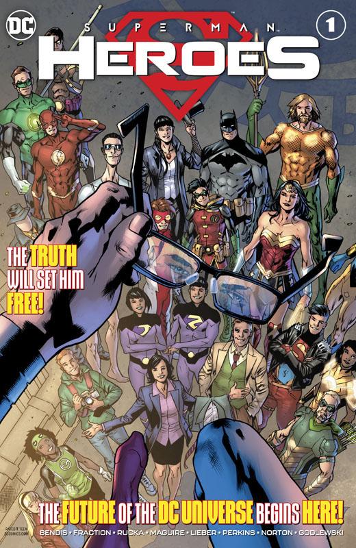 Superman - Heroes 001 (2020)