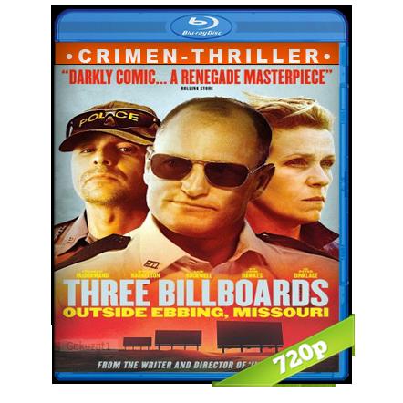 Tres Anuncios Por Un Crimen HD720p Audio Trial Latino-Castellano-Ingles 5.1 2017
