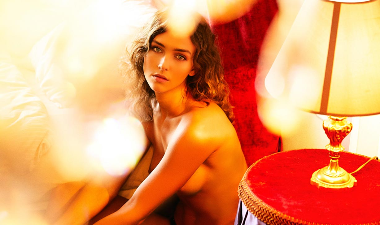 Rachel Cook by Mat Abad
