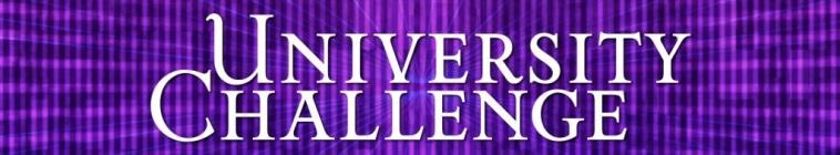 University Challenge 2019-20 E15