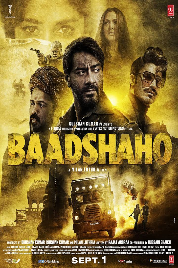 Baadshaho | Google Drive Links | Movies | Softwares | Wallpapers