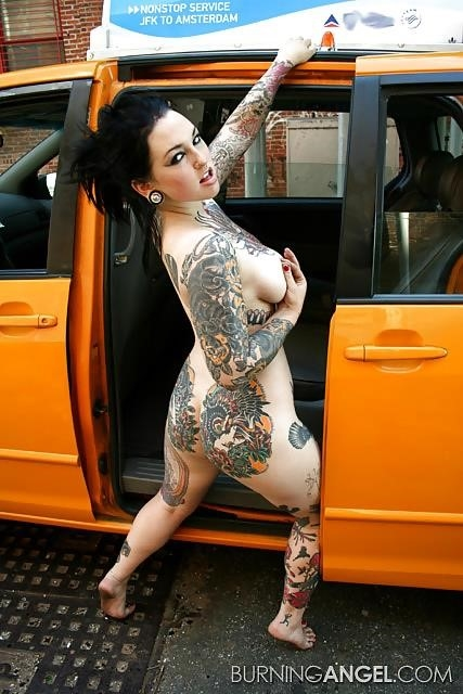 Free taxi cab porn-8047