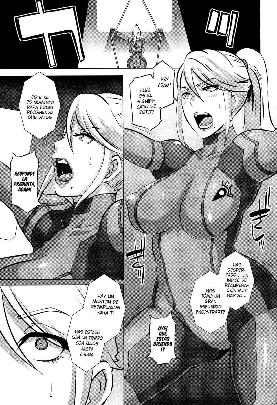 Metroid XXX Chapter-1 - 36