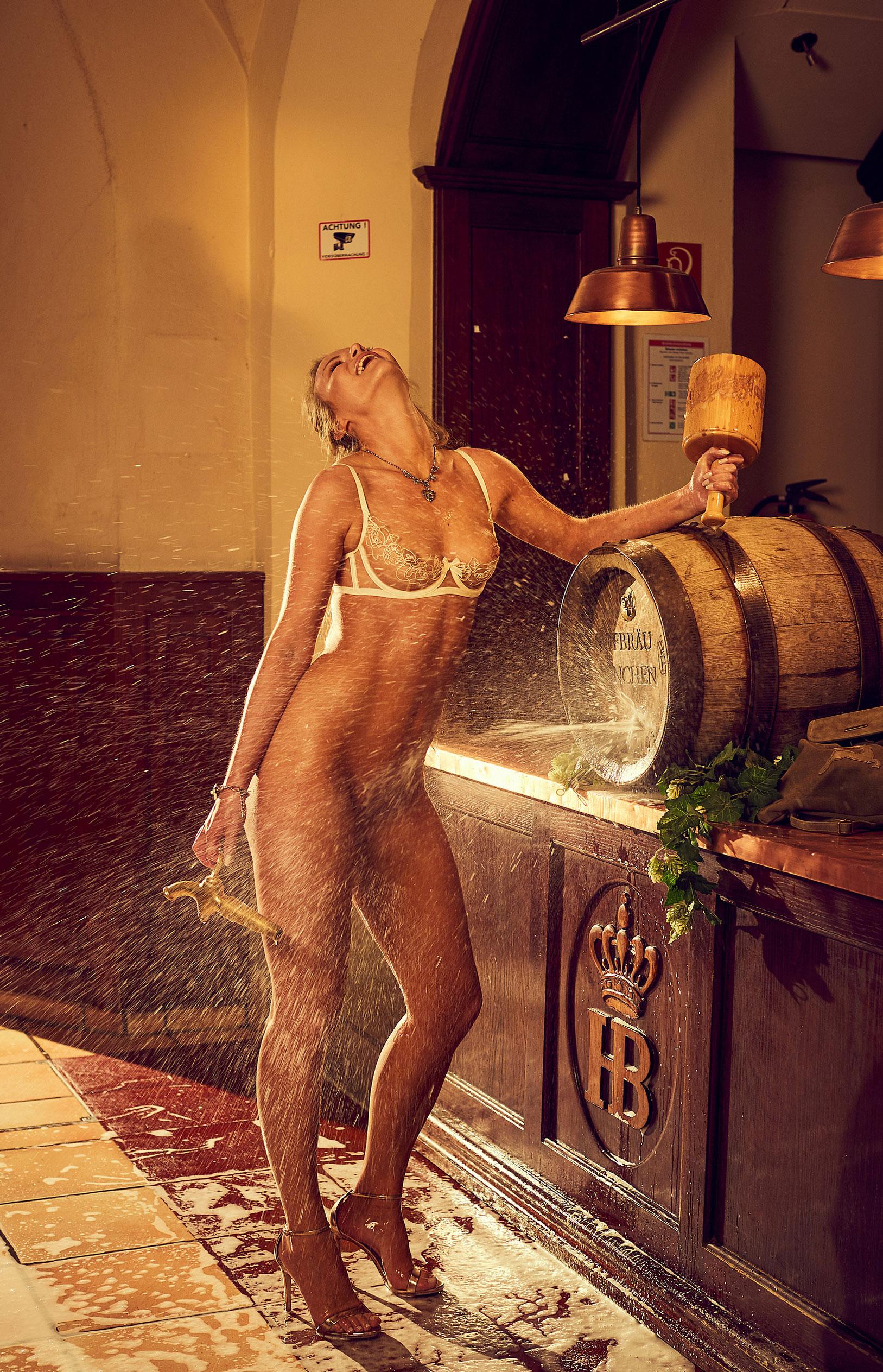 Наташа Хофманн - Мисс Октоберфест Playboy Германия / фото 08