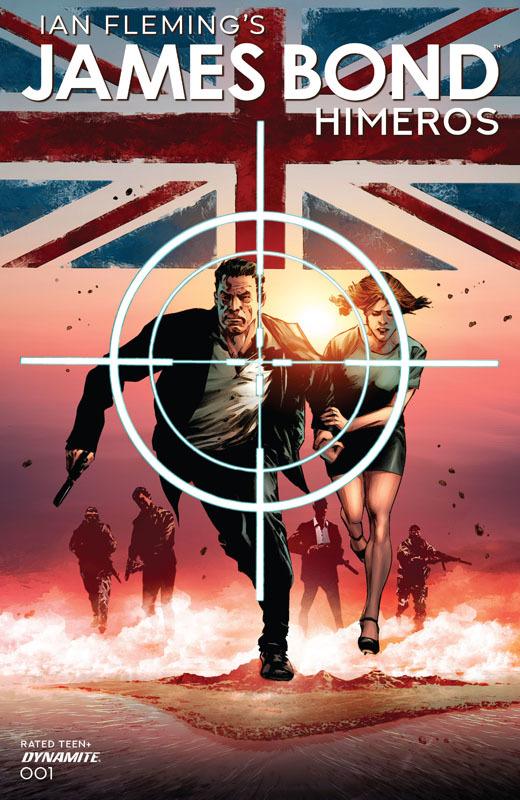 James Bond - Himeros 001 (2021)