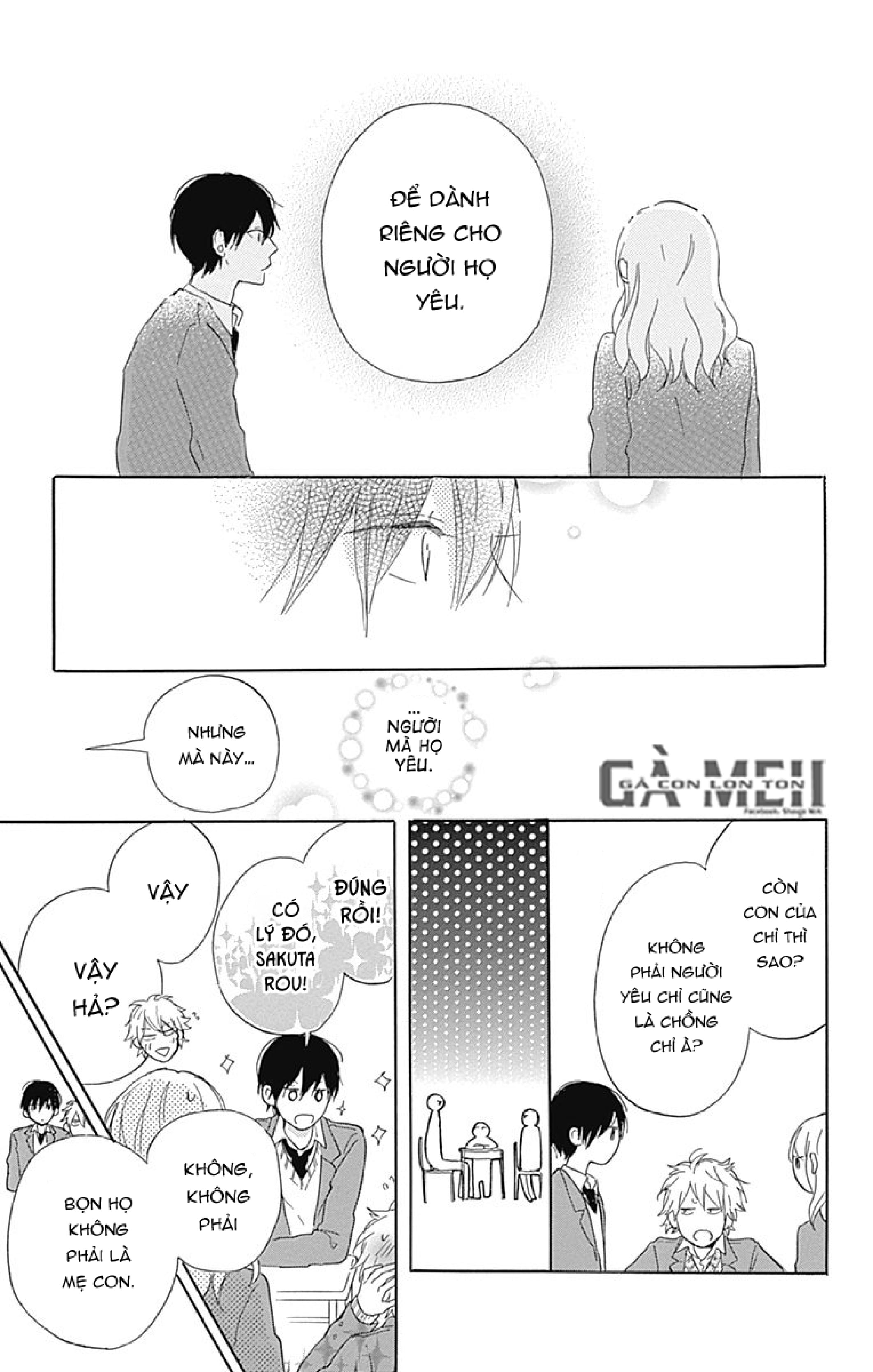Stella To Mille Feuille chap 3 - Trang 7