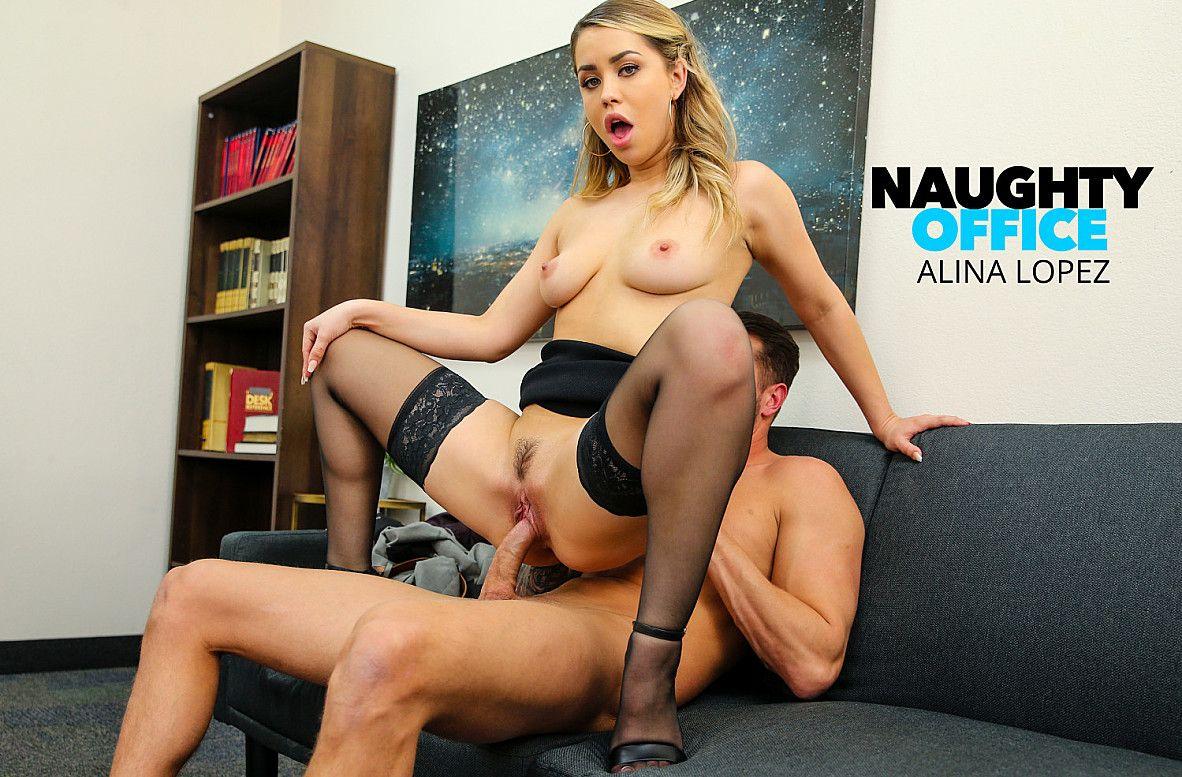 Alina Lopez, Quinton James – Naughty Office – Naughty America