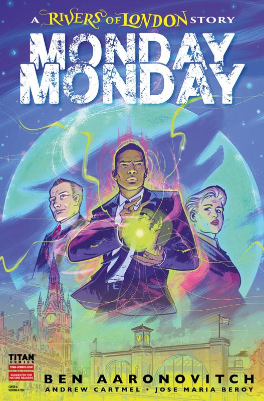 Rivers of London - Monday, Monday #1-4 (2021)