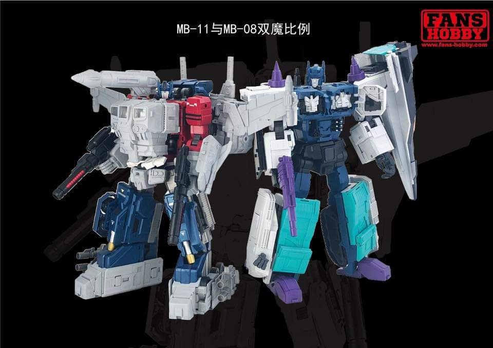 [FansHobby] Produit Tiers - MB-06 Power Baser (aka Powermaster Optimus) + MB-11 God Armour (aka Godbomber) - TF Masterforce - Page 3 RKMPiRaj_o