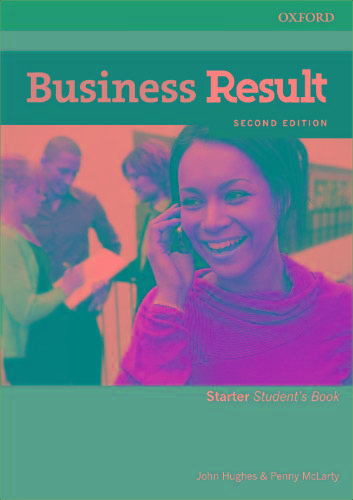 Business Result Starter 2nd edition Student ' s Book