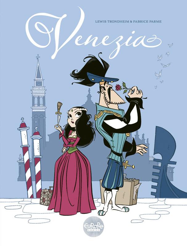 Venezia (Europe Comics 2019)
