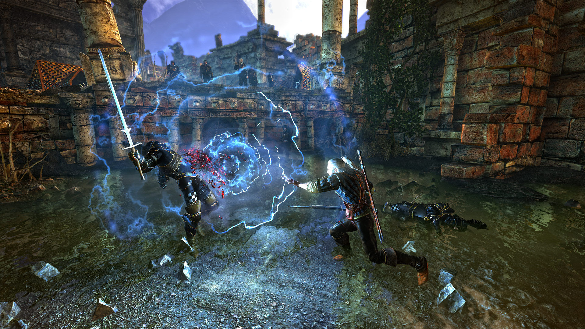The Witcher 2: Assassins of Kings Enhanced Edition Captura 2