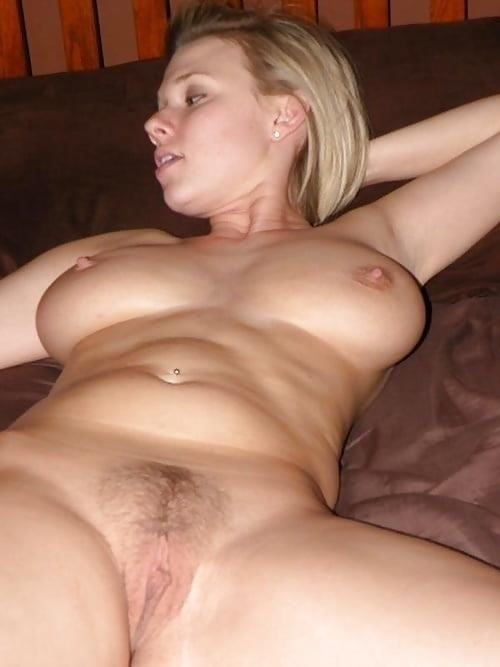 Short blonde with big tits-3801