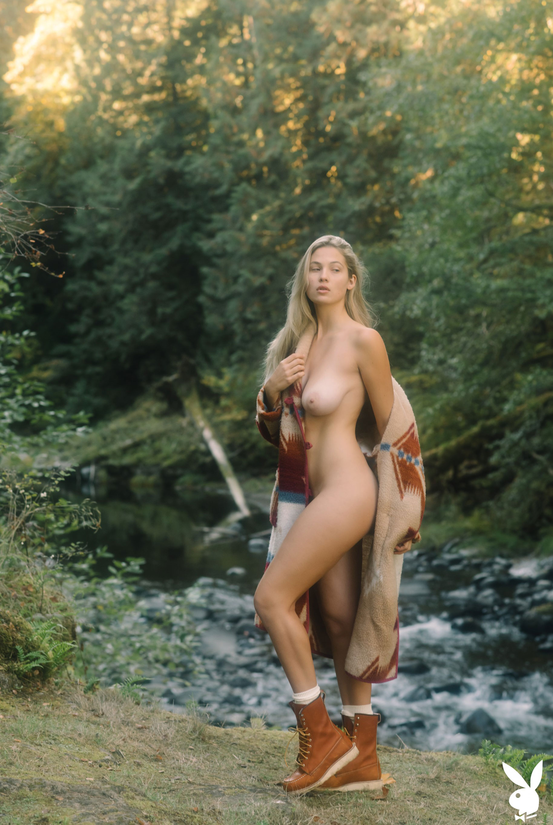 Меган Мур - Девушка месяца февраль 2019 Playboy США / фото 14