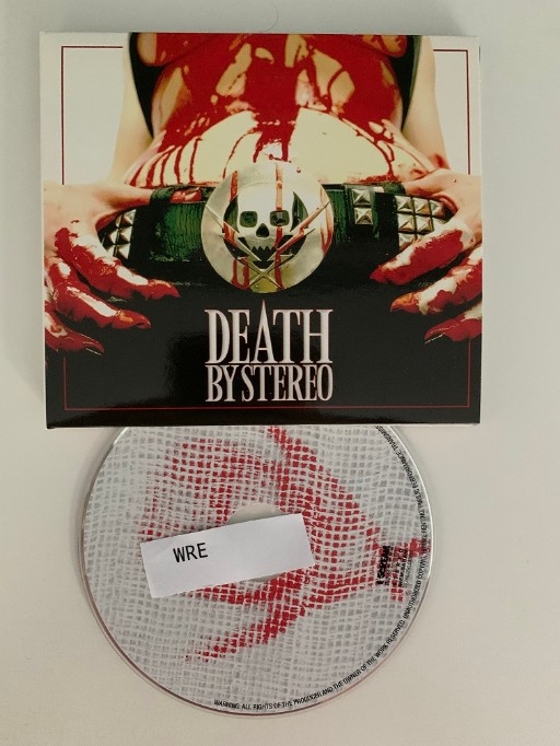 Death By Stereo-Death Is My Only Friend-(88 788 05)-CD-FLAC-2009-WRE