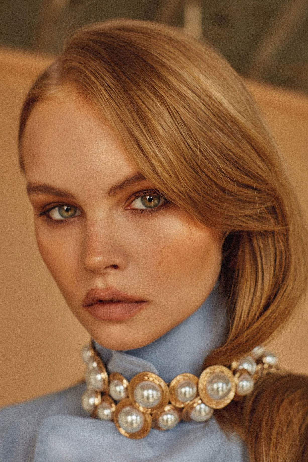 Anastasiya Scheglova by Sophie Neemaign