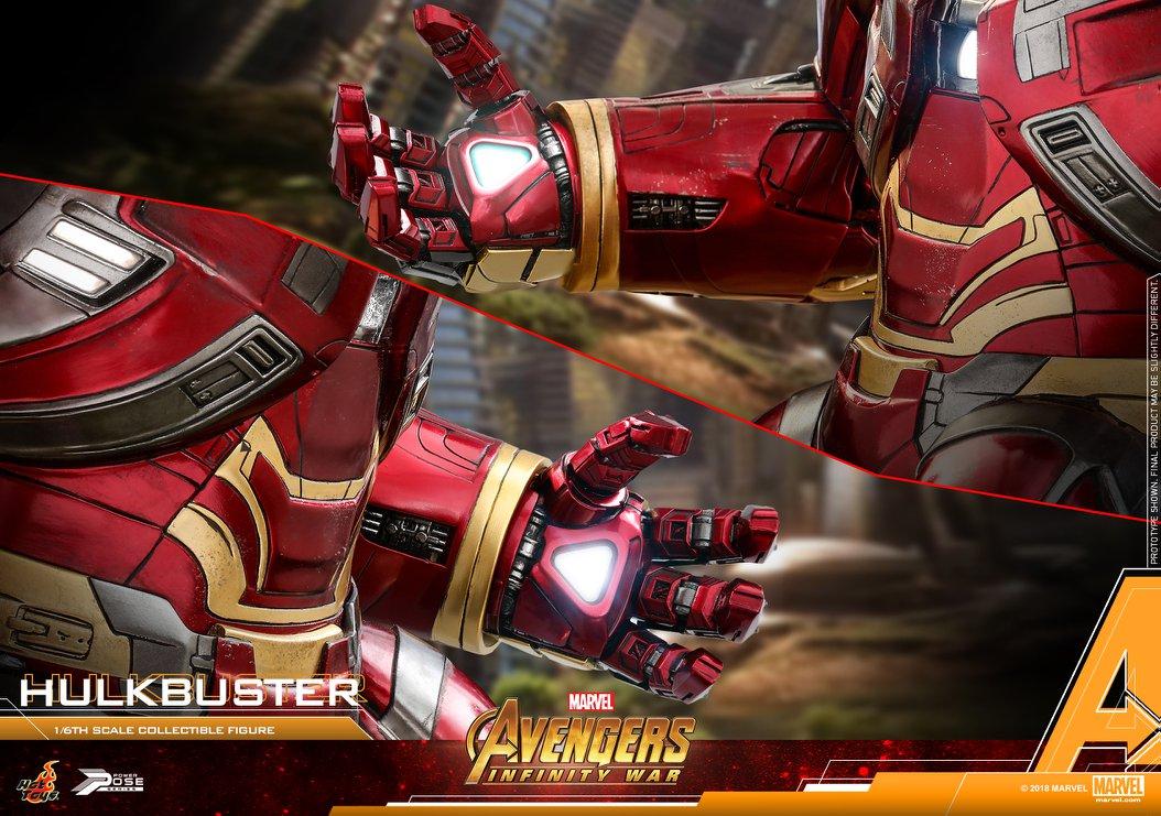 Avengers Infinity War - HulkBuster Mark 2 1/6 (Hot Toys) TRI8Y3km_o