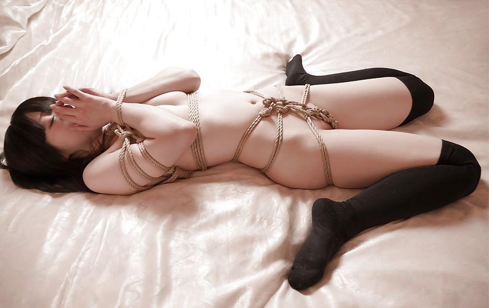 Japanese bondage rope-8951