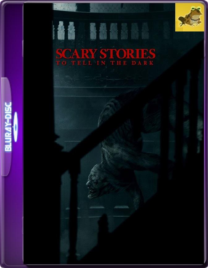 Historias De Miedo Para Contar En La Oscuridad (2019) Brrip 1080p (60 FPS) Latino / Inglés