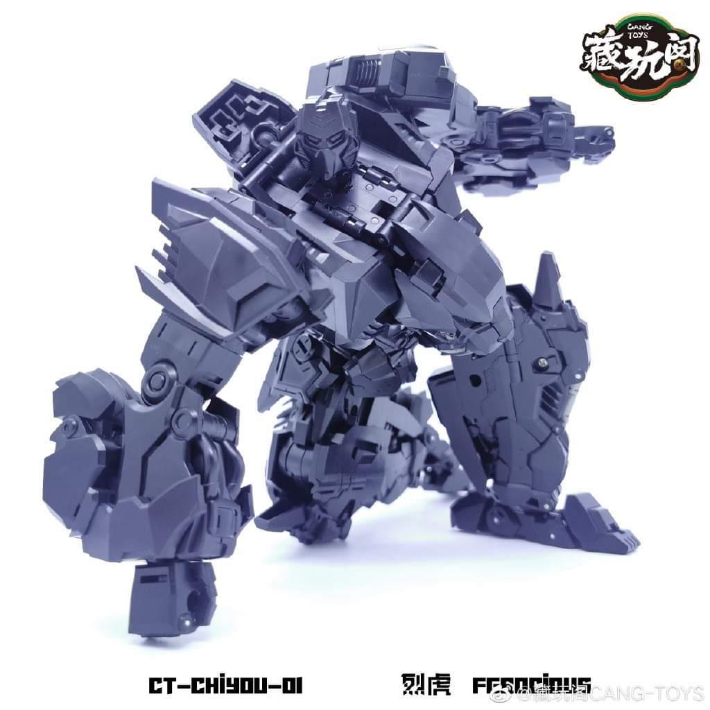 [Toyworld][Cang-Toys] Produit Tiers - Thunderking/Chiyou - aka Predaking/Prédaroi (Prédacons) Iy74wYUL_o