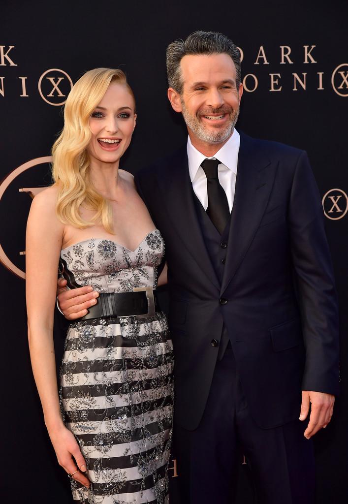 """Sophie Turner – """"Dark Phoenix"""" premiere in Hollywood 4-6-2019"""