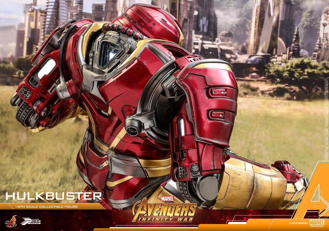 Avengers Infinity War - HulkBuster Mark 2 1/6 (Hot Toys) LeaPGmhW_o